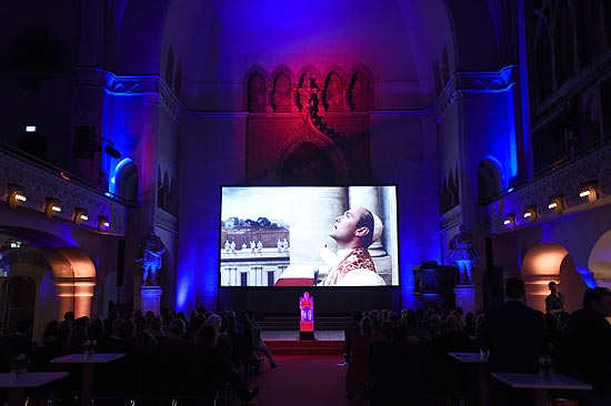 "SKY Deutschlandpremiere von ""The Young Pope"" in der Zwinglikirche in Berlin am 12.10.2016 Agency People Image (c.) Michael Tinnefeld"