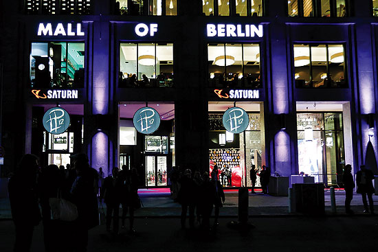 LP12 Mall of Berlin (©Foto: Franziska Krug/ Getty Images for LP 12 - Mall of Berlin)